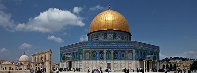 Les Chandelles d'Al-Quds