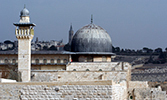 La première Qibla (direction de la prière) des musulmans : Masjid al-Aqsa